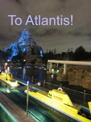 Atlantis Rikki Pinterest