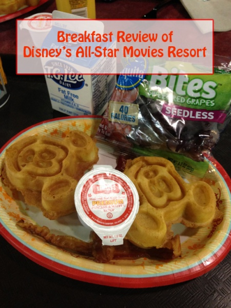 Foodie Friday Breakfast At Disney S All Star Movies Resort The Mouse For Less Blog