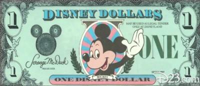 DisneyDollars