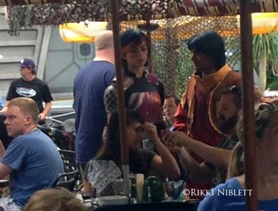 Ezra and Sabine Meeting Guests