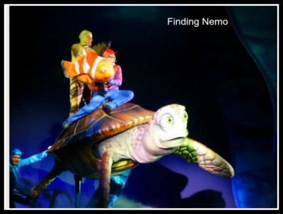Finding Nemo Show