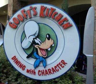 Goofy's