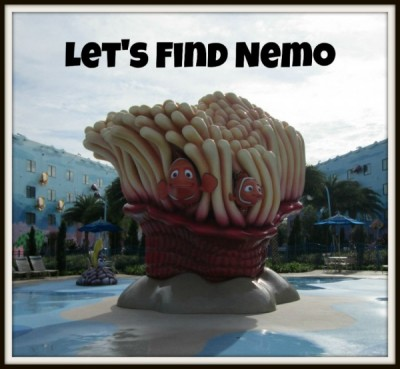 Let's Find Nemo 2