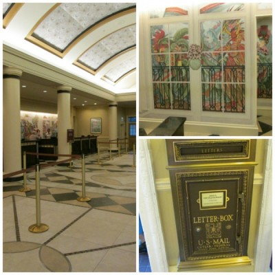 POFQ Lobby area 1