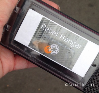 Rebel Hangar Pager
