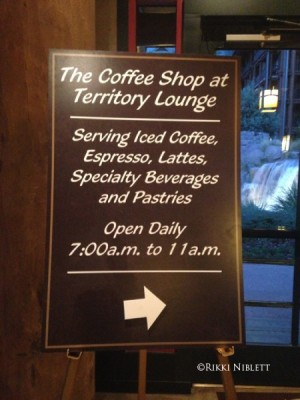 Territory Lounge Coffee Bar