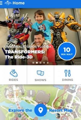 Universal App Homescreen