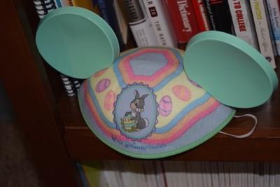 tim hidden ear hat