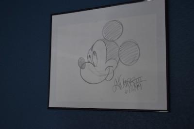 tim hidden mickey drawing