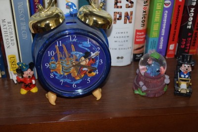 tim hidden mickey stuff on shelf