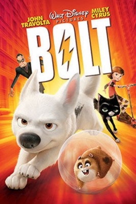 Bolt DVD Disney