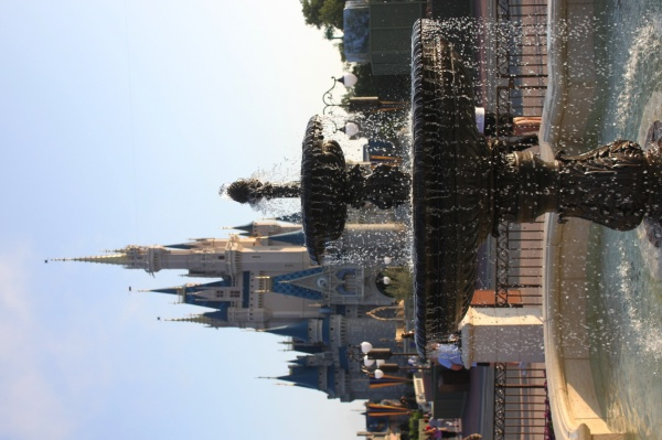 Kicking Off Summer or How to Survive 24 Hours at the Magic Kingdom