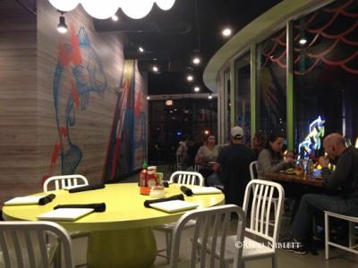 Cowfish dining hall