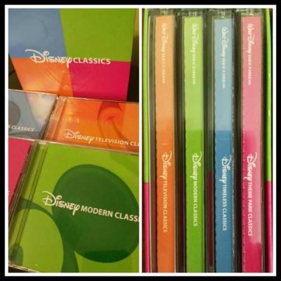 Disney CD collection