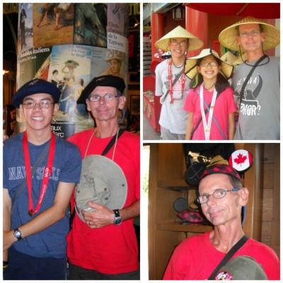 Epcot Hats
