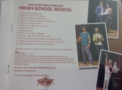 HSM Review Music