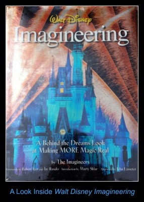 Imagineering Cover