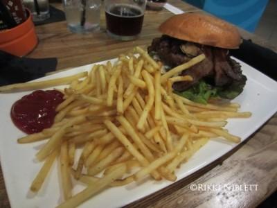 Jalapeno Burger