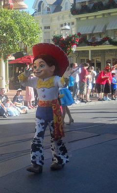 Jesse Toy Story