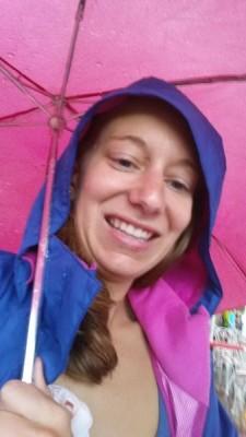 MFL Summer Rain Umbrella