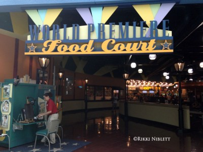 World Premiere Food Court