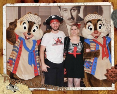 pirate chip n dale