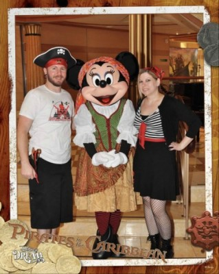 pirate minnie