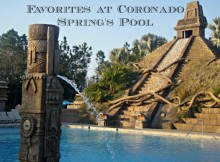 Coronado Pool Pin