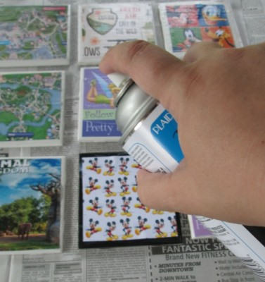 DIY Coaster Spray