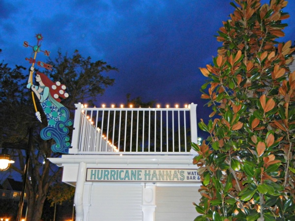 Hurricane Hanna's Bar