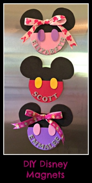 Diy Disney Personalized Dcl Stateroom Magnets