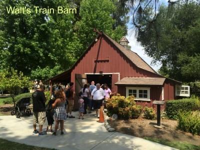 Walt'sTrainBarn