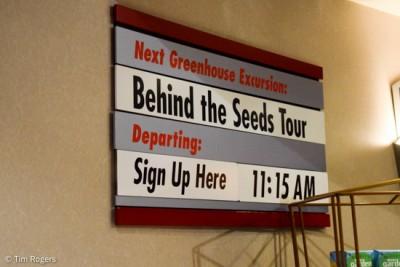 tim behind the seeds