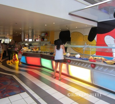 Chef Mickey's Buffet 9
