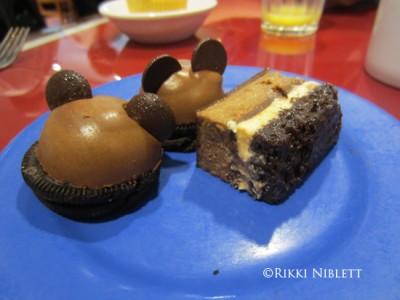 Chef Mickey's Desserts