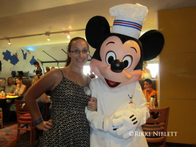 Chef Mickey's Meet and Greet