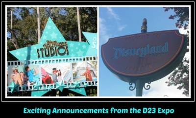 D23 announcements