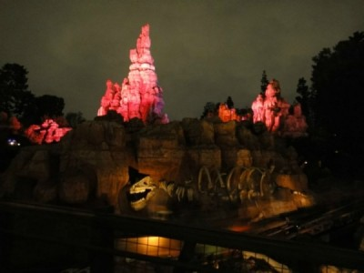 Disneyland - Big Thunder Mt