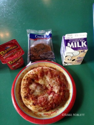 Pizzafari Kids Meal