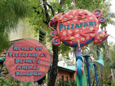 Review of Pizzafari at Disney's Animal Kingdom
