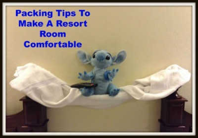 WDW Packing Tips