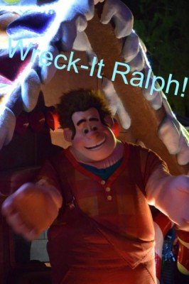 Wreck-It Ralph Tim Rogers Pinterest