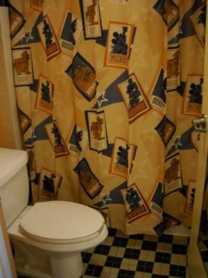 All Star Sports Shower