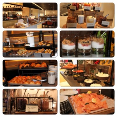 Breakfast at Ravello 4 Seasons