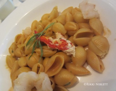 Conchiglie Pasta from Royal Palace