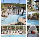 Family Pool and Lazy river 4 Seasons