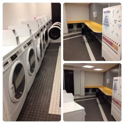 Laundry Room Cabama Bay Beach Resort