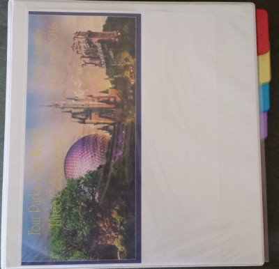 MFL Lg Group Binder