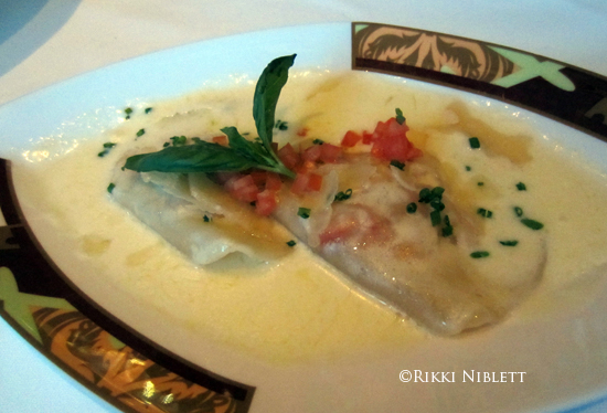 Palo Lobster Ravioli