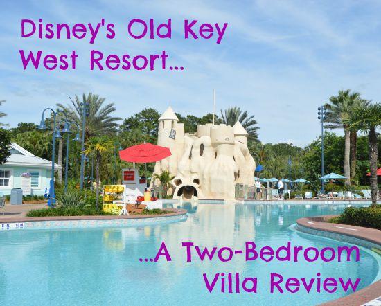 Disney's Old Key West Resort TwoBedroom Villa Review Cool Old Key West 2 Bedroom Villa